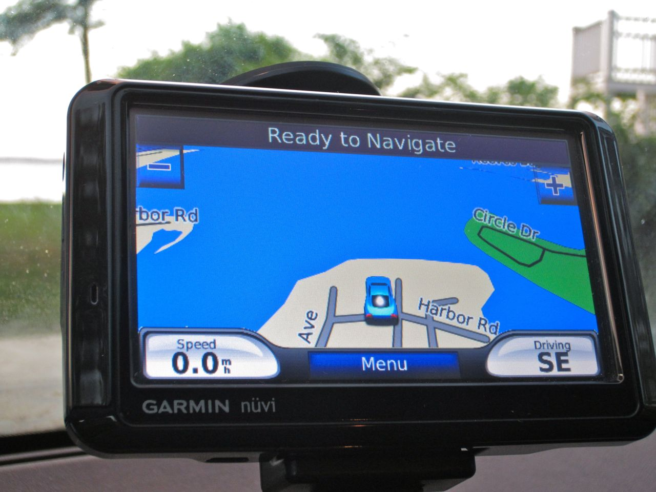 Garmin Gps Car From App  Years Ago