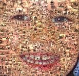This photomosaic of my boy is better seen as a larger image. Then its groovy complex structure really stands out. But you get the picture.