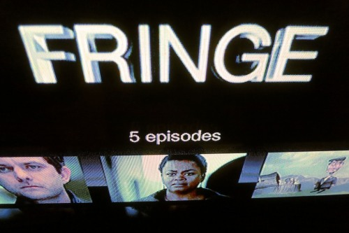 "Don't ask why Fox only gives you five streaming episodes of ""Fringe"" to watch on Hulu Plus.  Just consider it another unexplained Fringe event."