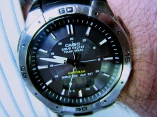 I'm a Casio Man. And it's been great. (Thanks for the memories.) iWatch? See you later, Casio! My wrist awaits!!