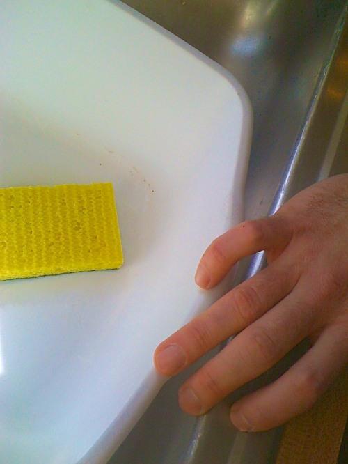 Dada's Hand