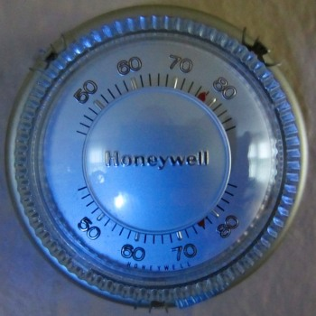 Old Honeywell Thermostat