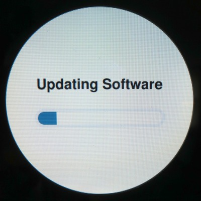 Uploading Software