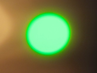 This green light on your wireless router is a happy sight. Don't treat the brains of your smart home like a bunch of old books. Give them a proper space where they can live long and prosper!