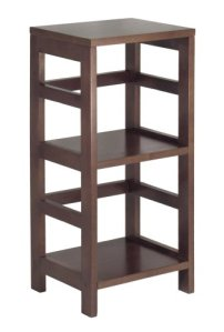 Winsome Wood Leo Shelf