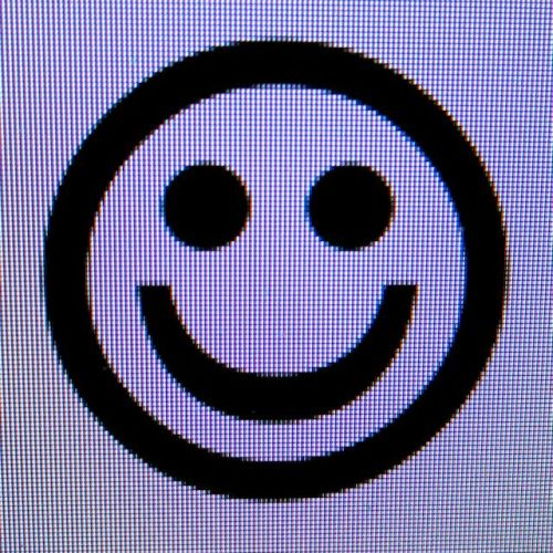 How difficult is it to understand this?  It's only a problem if the smiley face shows up instead as the letter 'J.'  But this could be the least of your smartphone problems when it comes to keeping you feeling comfortably connected to the rest of your life. Especially when you're away on a trip…