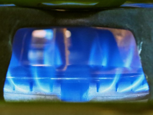Gas in the home doesn't always look like this. If there's a leak, and you don't know it, your nose is your only defense. Or is it…?