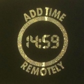 Add Time Remotely