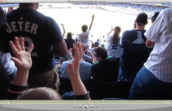 It's time to get some of those great family video clips out there! Hiding your son's reaction to a Yankee home run in an editing folder on your computer is the right strategy, but unfortunately it will not guarantee results. You've got to set your favorite video files free!