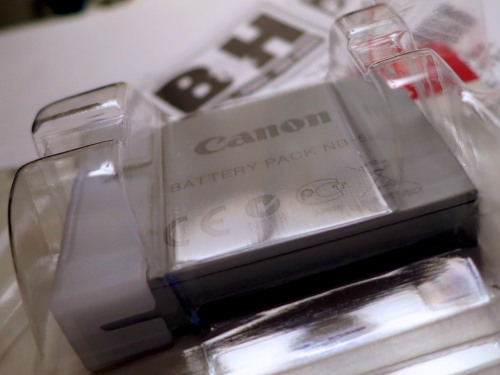 Getting a deal on a replacement battery for your camera is always nice. Finding a price that's too good to be true probably mean it's a counterfeit battery. And how bad is that? Canon says it can lead to incendiary results.