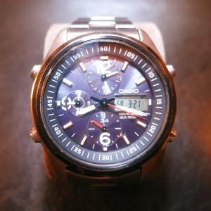 My Casio Watch
