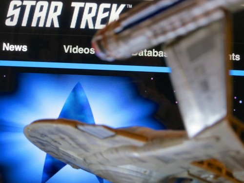 Incoming message from Starfleet: Cancel all of your plans for the beginning of 2017. There's a new starship traveling at warp speed to a TV near you.
