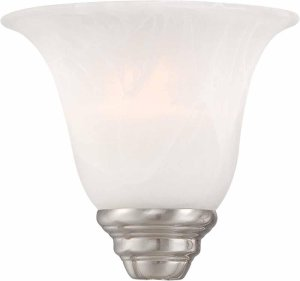 Alabaster Glass Shade