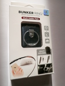 Bunker Ring in Box
