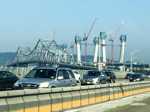 Nobody likes to wait on a tollbooth line. And even with E-ZPass, you've got to slow down. But bridges like the Tappan Zee have a little surprise for you…