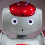 Is it too soon for a first grader to receive a personal robot? Perhaps he/she could just build one. On the other hand, how many humans today can construct their own toy android? So this daddy has taken a different road to introducing robotics at home…