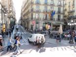 Barcelona Bustle