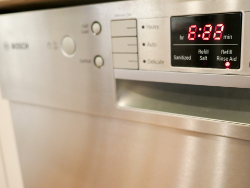 what does error code e22 on a bosch dishwasher mean?   at home with tech