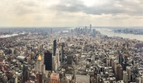 It's hard not be inspired by this view from 102 stories up. But not all inspired visions can become reality…