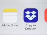Copy to Dropbox