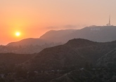 Summer Solstice Sunset from Griffith Observatory